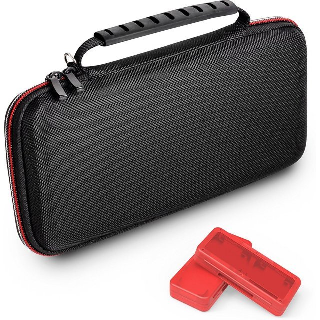 Travel Case Kit for Nintendo Switch