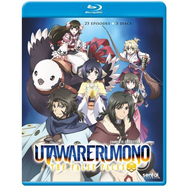 Utawarerumono: The False Faces - Complete Collection
