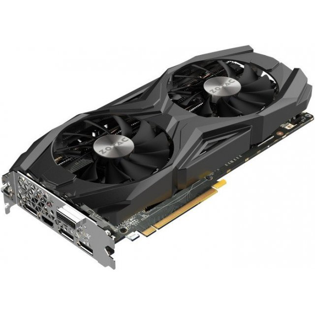 Zotac GeForce GTX 1080 Ti AMP! Edition+, 11GB GDDR5X