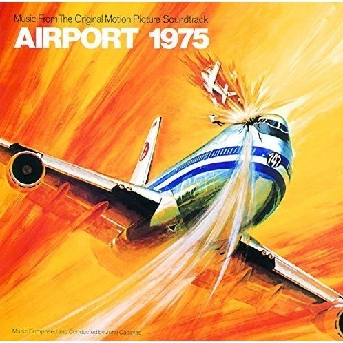 Airport 1975 Original Soundtrack