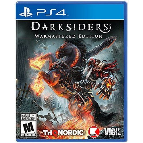 Darksiders: Warmastered Edition (English)