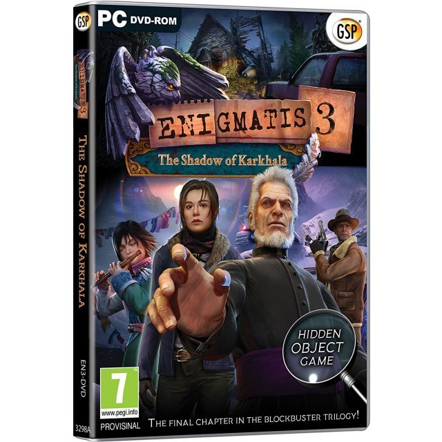 Enigmatis 3: The Shadow of Karkhala (DVD-ROM)