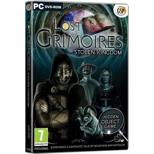 Lost Grimoires: Stolen Kingdom (DVD-ROM)