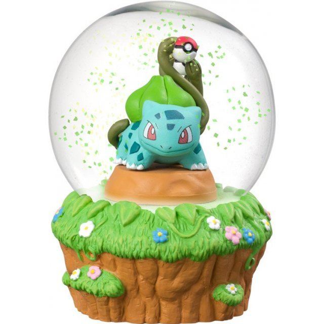 Pocket Monsters Snow Slow Life: Bulbasaur