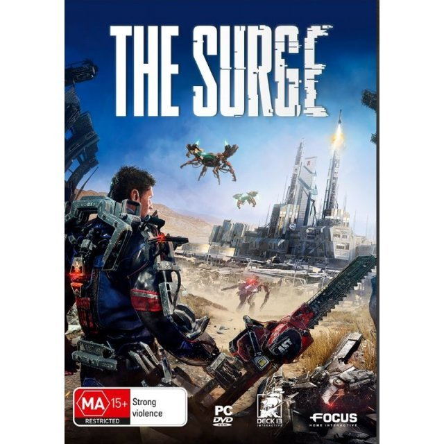 The Surge (DVD-ROM)