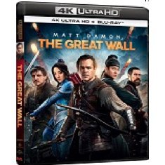 The Great Wall 4K UHD+BD (2-Disc)