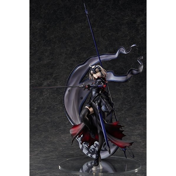 Fate/Grand Order 1/7 Scale Pre-Painted Figure: Jeanne d'Arc (Alter) 2nd Ascension