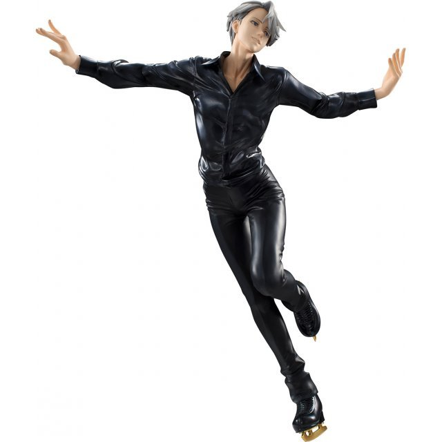G.E.M. Series Yuri!!! on Ice 1/8 Scale Pre-Painted Figure: Victor Nikiforov