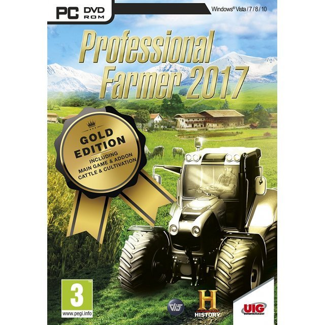 Professional Farmer 2017 [Gold Edition] (DVD-ROM)
