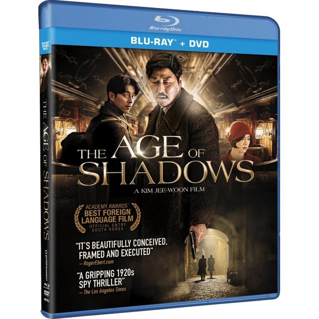 The Age Of Shadows [Blu-ray+DVD]