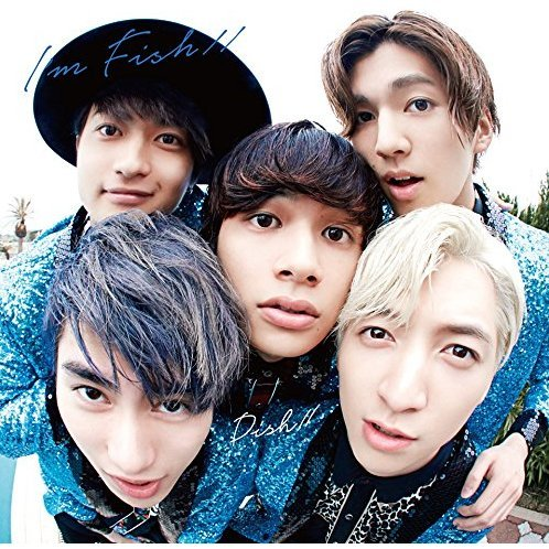 I'm Fish// [CD+DVD Limited Edition Type B]