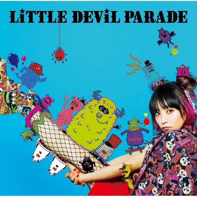 Little Devil Parade [CD+DVD Limited Edition]