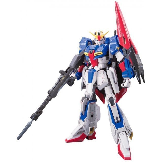 Mobile Suit Gundam 1/144 Scale Model Kit: MSZ-006 Z Gundam (RG)