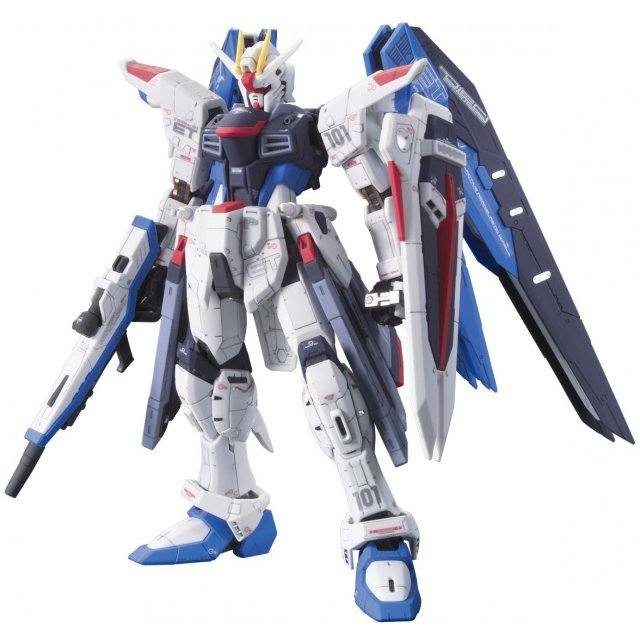 Mobile Suit Gundam 1/144 Scale Model Kit: ZGMF-X10A Freedom Gundam (RG)