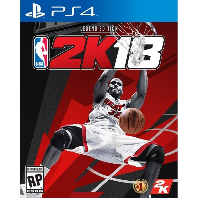 NBA 2K18 [Legend Edition]