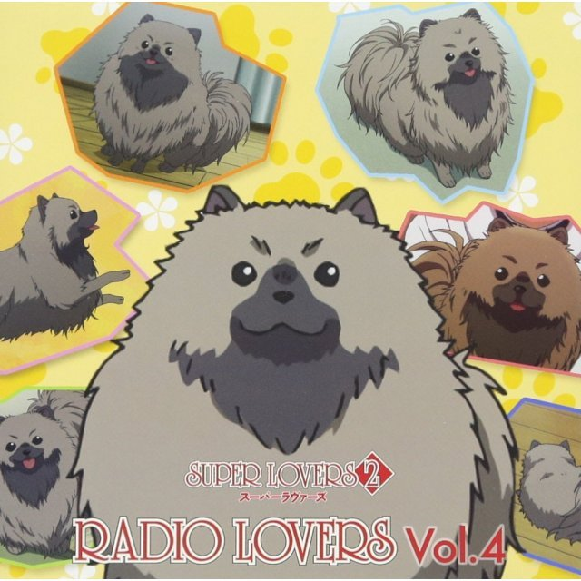 Super Lovers Radio Lovers Vol.4 [CD+CD-ROM]