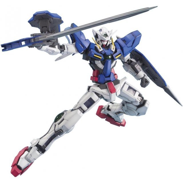 Mobile Suit Gundam 1/100 Scale Model Kit: GN-001 Gundam Exia (MG)