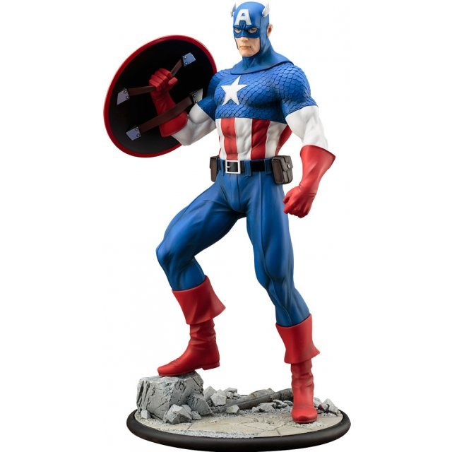 ARTFX Captain America 1/6 Scale Pre-Painted Figure: Captain America
