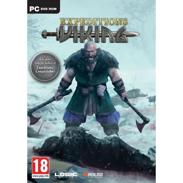 Expeditions: Viking (DVD-ROM)