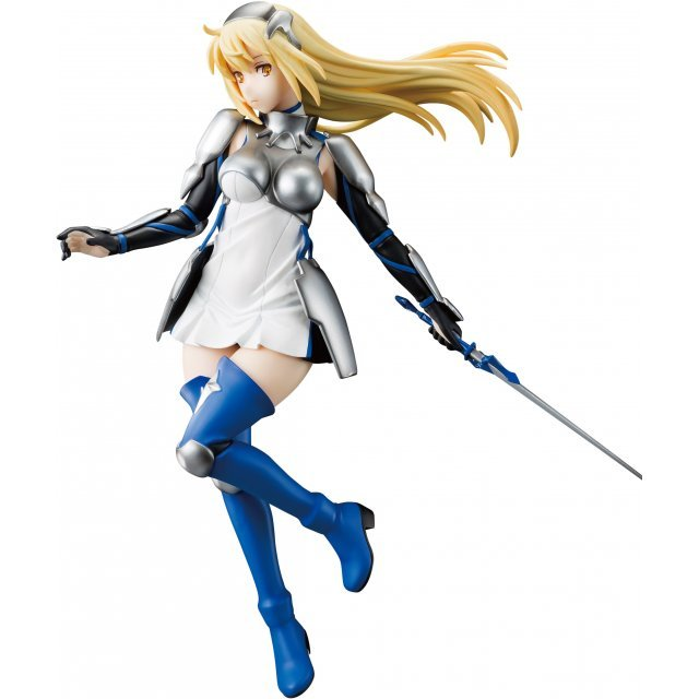 Is It Wrong to Try to Pick Up Girls in a Dungeon? 1/8 Scale Pre-Painted Figure: Sword Princess - Kenki Ais Wallenstein