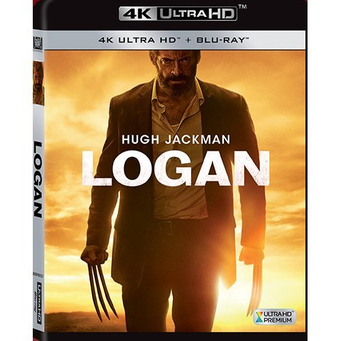 Logan (4K UHD+BD Theatrical Version)