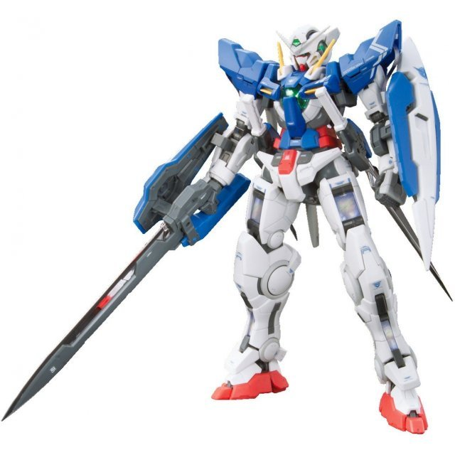 Mobile Suit Gundam 1/144 Scale Model Kit: GN-001 Gundam Exia (RG)