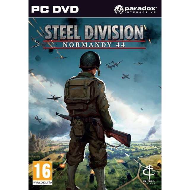 Steel Division: Normandy 44 (DVD-ROM)