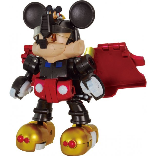 Transformers Disney Label Mickey Mouse Trailer: Standard