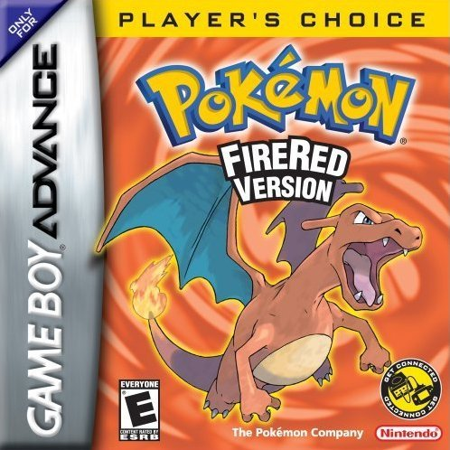 Pokemon: Fire Red (Player's Choice)