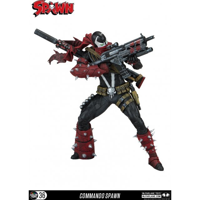 Commando Spawn 7-inch Action Figure
