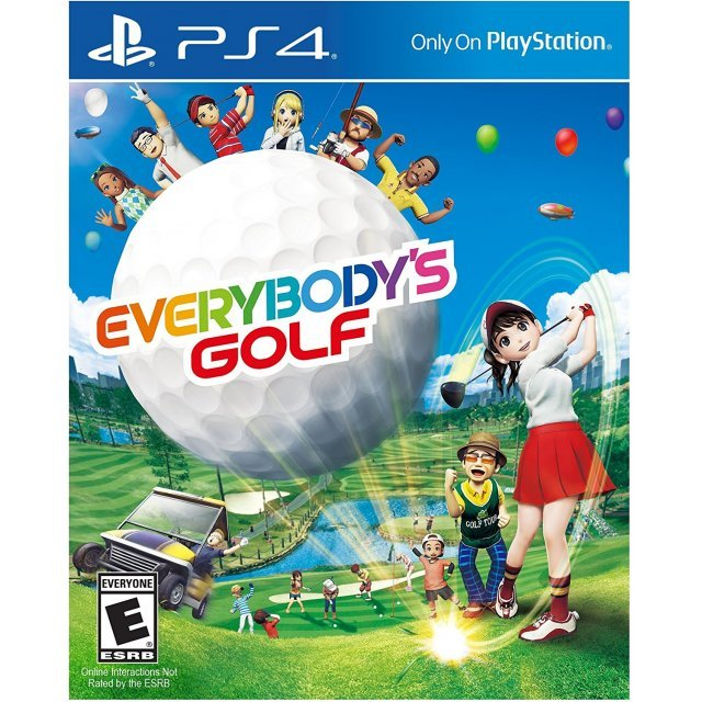 Everybody's Golf  (Chinese Subs)