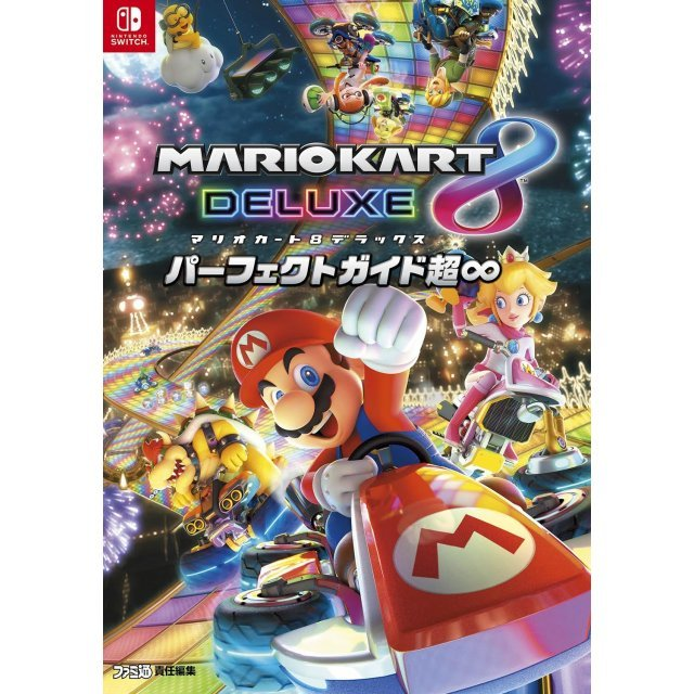 Mario Kart 8 Deluxe Perfect Guide Cho Mugen