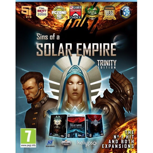 Sins of a Solar Empire - Trinity Edition (Steam)