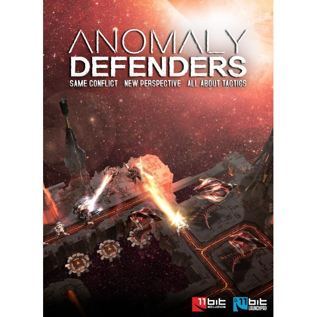 Anomaly Defenders (Steam)