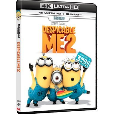 Despicable Me 2 (4K UHD+BD) (2-Disc)