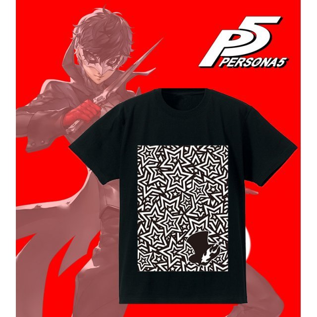 Persona 5 - The Phantom T-shirt Ladies (XXL Size)
