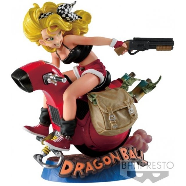 Dragon Ball Sculptures: Lunch Rosso Color Ver.