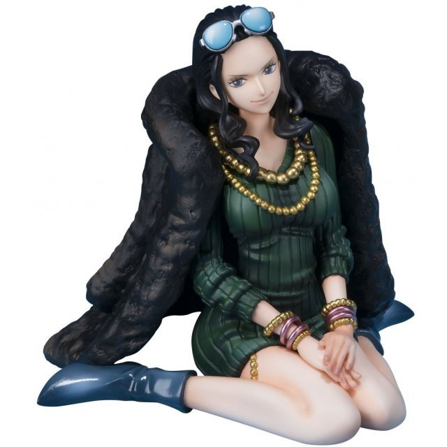 Figuarts Zero One Piece: Nico Robin -One Piece 20th Anniversary Ver.-