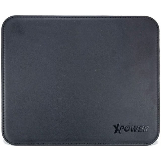 Xpower Premium Leather Mouse Pad