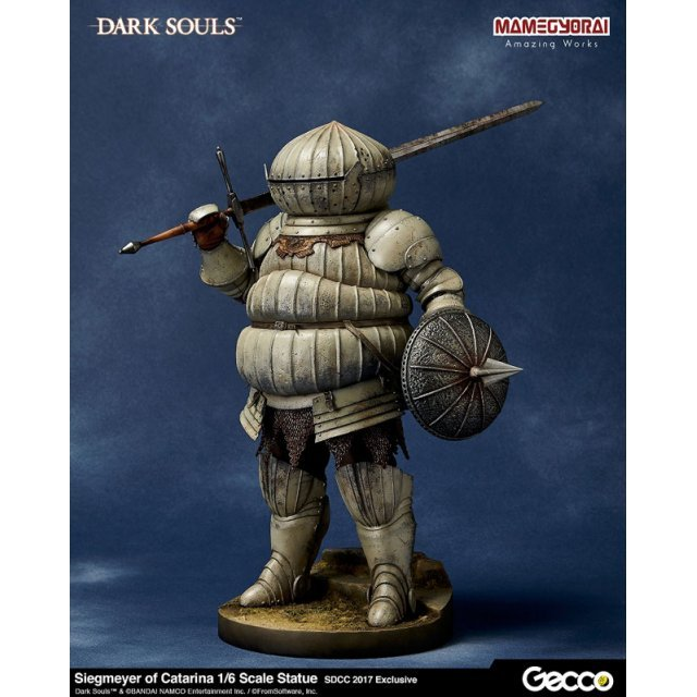Dark Souls 1/6 Scale Statue: Siegmeyer of Catarina