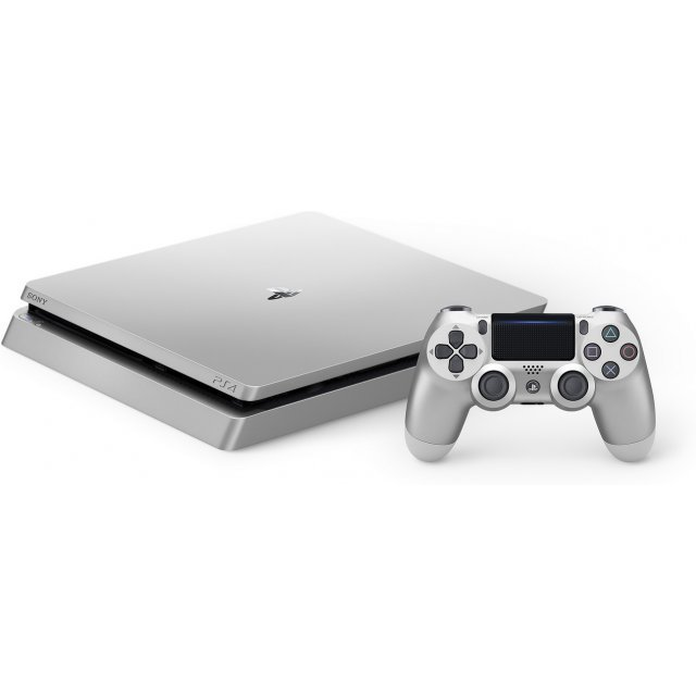 PlayStation 4 CUH-2000 Series 500GB HDD (Sliver)