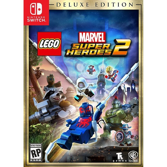 LEGO Marvel Super Heroes 2 [Deluxe Edition]