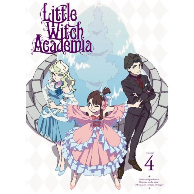 Little Witch Academia Vol.4