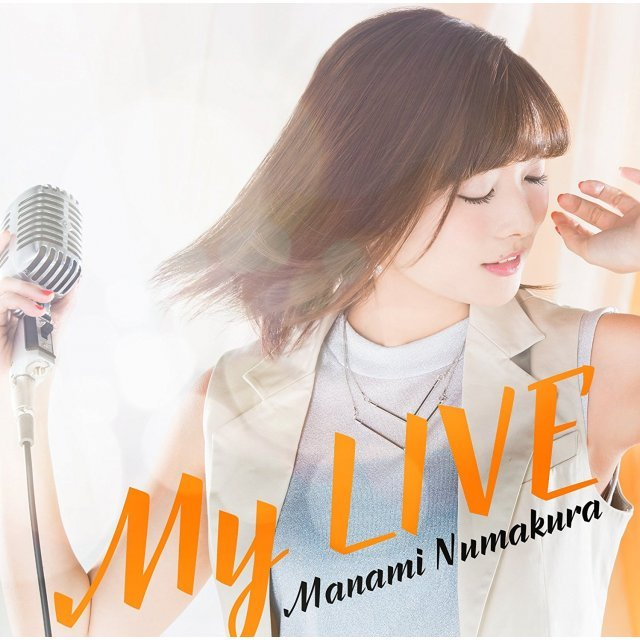 My Live [CD+Blu-ray Limited Edition Type A]