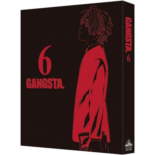 Gangsta. 6 [Limited Edition]