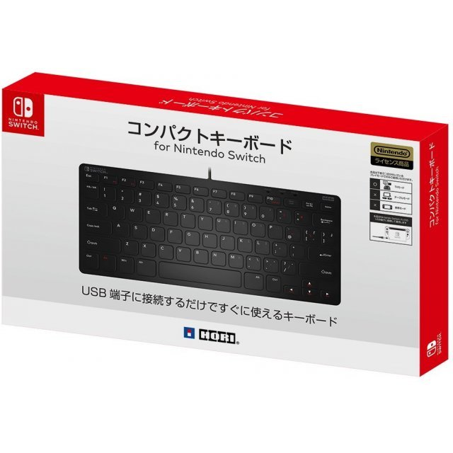 Compact Keyboard for Nintendo Switch