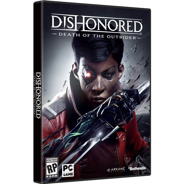 Dishonored: Death of the Outsider (DVD-ROM)