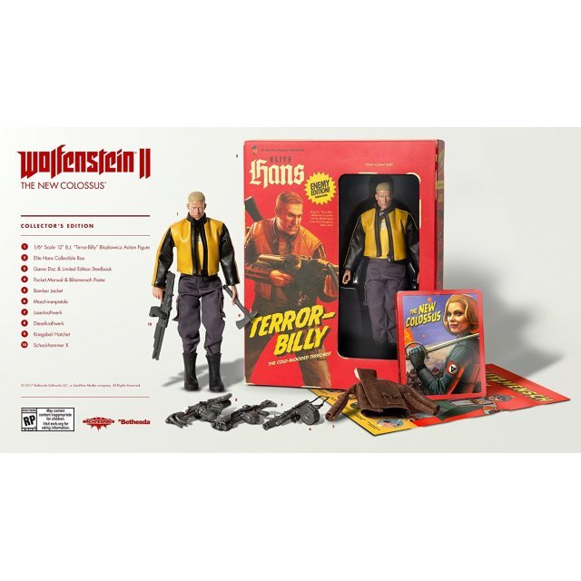 Wolfenstein II: The New Colossus [Collector's Edition]