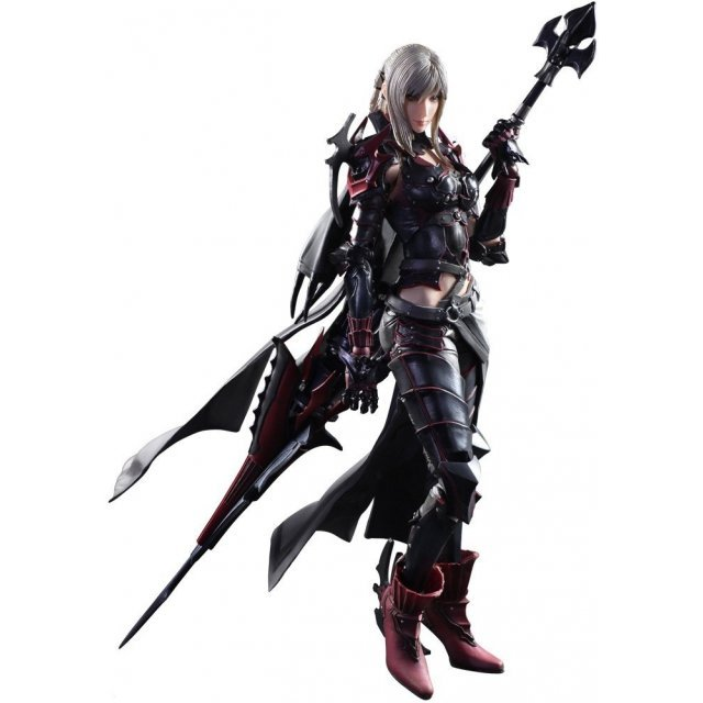 Final Fantasy XV Play Arts Kai: Aranea Highwind