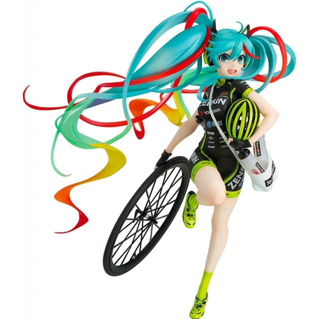 Hatsune Miku GT Project 1/7 Scale Pre-Painted Figure: Racing Miku 2016 TeamUKYO Ver.